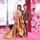 Priyanka Chopra and Nick Jonas : Premiere Of Warner Bros. Pictures' 'Isn't It Romantic - 454 x 302