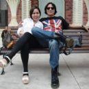 Ariel Villasanta and Cristina Decena