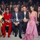 Paris fashion week Galliano