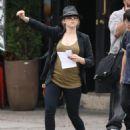 Scarlett Johansson Walking In New York City, June 22, 2010