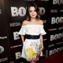 Laura Marano – YouTube Premium And Neon's Bodied Premiere in Los Angeles - 454 x 647