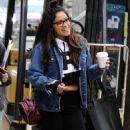 Gina Rodriguez on 'Someone Great' movie set in Soho - 454 x 843