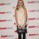 Sara Paxton - 6 Annual Teen Vogue Young Hollywood Party At The Los Angeles County Museum Of Art On September 18, 2008 In Los Angeles, California