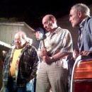 John Saxon, Basil Hoffman, Larry Gelman