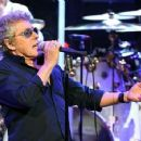 Roger Daltrey  performs on the first night of the band's residency at The Colosseum at Caesars Palace on July 29, 2017 in Las Vegas, Nevada - 454 x 356