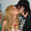 Cindy Margolis and Criss Angel