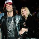 Criss Angel and Jennifer Madden