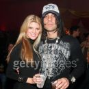 Criss Angel and Jennifer Madden