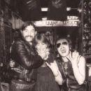 Kelly Johnson (guitarist) and Lemmy - 427 x 594