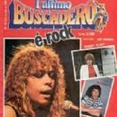 Robert Plant - Buscadero Magazine Cover [Italy] (September 1982)