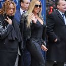 Mariah Carey – Leaves the 'Good Morning America' in NYC