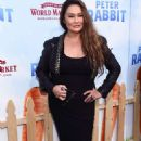 Tia Carrere – Peter Rabbit premiere in Los Angeles - 454 x 724