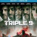 Triple 9 (2016) - 454 x 570