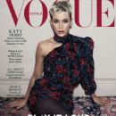 Katy Perry – Vogue Australia Magazine (August 2018) - 454 x 542