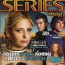 Sarah Michelle Gellar, Marcia Cross, Ian Somerhalder, Paul Wesley - series mag Magazine Cover [France] (September 2011)