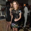 Emma Watson - LONDON Show ROOMS New York Cocktail Party At The Soho Grand Hotel On March 25, 2010 In New York City