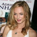 "Heather Graham - ""Adrift In Manhattan"" New York Premiere 2007-09-17"