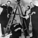 Vincent Price, Boris Karloff, Peter Lorre, Basil Rathbone