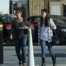 Miranda Cosgrove Out and About In La
