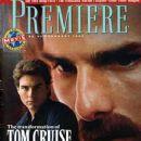 Tom Cruise - Premiere Magazine [United States] (February 1990)