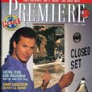 Michael Keaton - Premiere Magazine [United States] (July 1992)