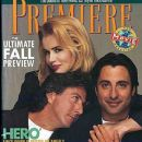 Dustin Hoffman - Premiere Magazine [United States] (October 1992)
