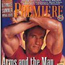 Arnold Schwarzenegger - Premiere Magazine [United States] (June 1993)
