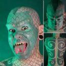 """Erik Sprague-""""Lizard Man"""""""