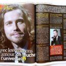 Julien Doré - Jours de France Magazine Pictorial [France] (June 2014)