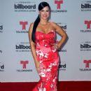 Scarlet Ortiz- Billboard Latin Music Awards 2016- Arrivals - 454 x 681