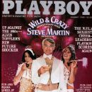 Steve Martin - Playboy Magazine [United States] (January 1980)