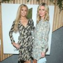 Nicky and Paris Hilton – 1 Hotel West Hollywood Opening in Los Angeles