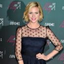 Brittany Snow posing at the press wall at this years MuchMusic Video Awards in Toronto