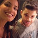 Jerry Ferrara and Breanne Racano - 454 x 849