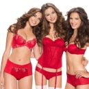 Larisa Fraser Triumph collection Red Passion (Spring 2012) - 454 x 353
