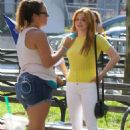 Ariel Winter – Filming 'Law & Order: Special Victims Unit' in New York