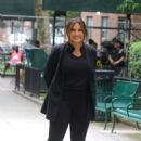 Mariska Hargitay – On The Set of 'Law and Order: Special Victims Unit' in New York - 454 x 701