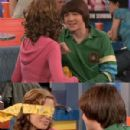 Torrey Devitto and Drake Bell