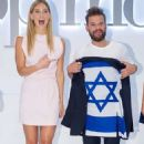 Bar Refaeli Polands Next Top Model Photocall In Warsaw