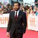 Jake Gyllenhaal-September 10, 2015-2015 Toronto International Film Festival - 'Demolition' Premiere and Opening Night Gala - Arrivals - 454 x 302