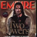 Viggo Mortensen - Empire Magazine [United Kingdom] (January 2003)