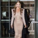 Rosie Huntington Whiteley – Arrives at Tom Ford Fashion Show 2018 in NY