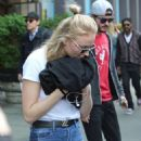Sophie Turner – Leaving a hotel in NYC