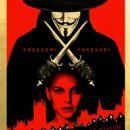 V for Vendetta poster - 2006