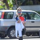 Margot Robbie – Seen While Out In Marina Del Rey - 454 x 598
