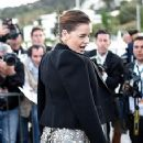 CANNES, FRANCE - MAY 20: Barbara Palvin is seen on day 8 of the 68th annual Cannes Film Festival on May 20, 2015 in Cannes, France