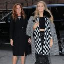 Blake Lively is spotted stepping out in New York City (February 15, 2017) - 436 x 600