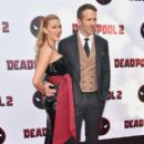 Ryan Reynolds and Blake Lively :  'Deadpool 2' New York Screening - 400 x 600