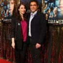 Nefise Karatay & Yusuf Day attends the Çekmeceler Premiere - 454 x 681