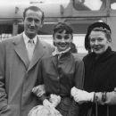 James Hanson and Audrey Hepburn - 454 x 364